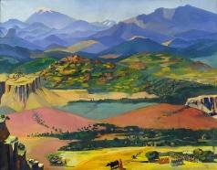 Сарьян М. С. Пейзаж Армении