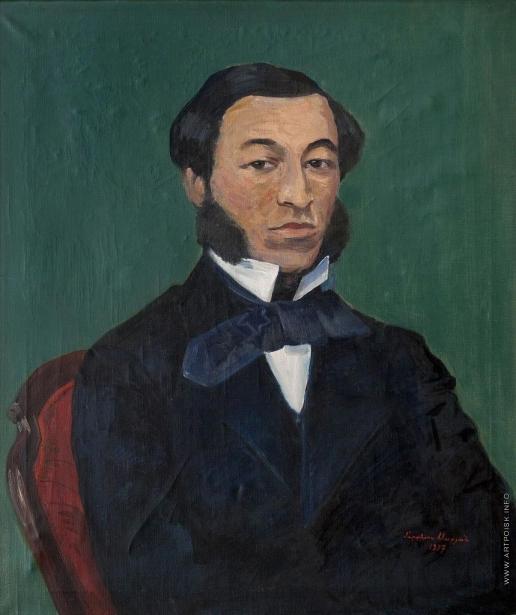 Сарьян М. С. Микаэл Налбандян