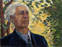 Сарьян М. С. Портрет Мовсеса Арази