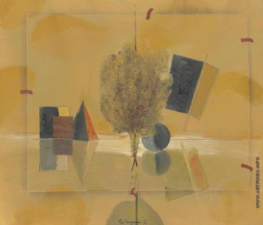 Немухин В. Н. Абстрактная композиция