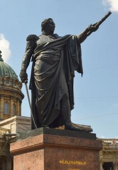 Орловский Б. И. Памятник Кутузову у Казанского собора