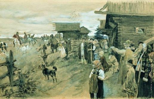 Виноградов С. А. Охота с борзыми