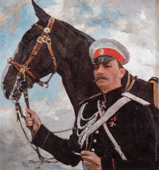 Серов В. А. Портрет князя Ф.Ф. Юсупова