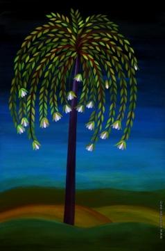 Инсарова-Плисова Н. В. Цикл «Деревья». Грустное дерево