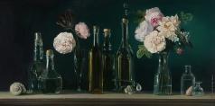 Бочаров Т. С. Цветы и стекло