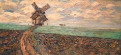 Герасимов А. М. После весенней грозы