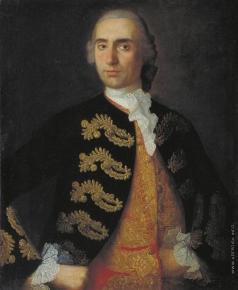 Вишняков И. Я. Портрет И.Н. Коцарева