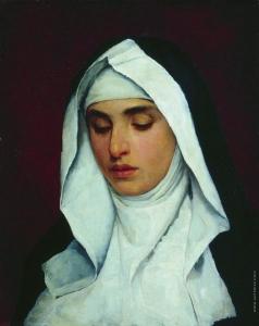 Боткин М. П. Монахиня