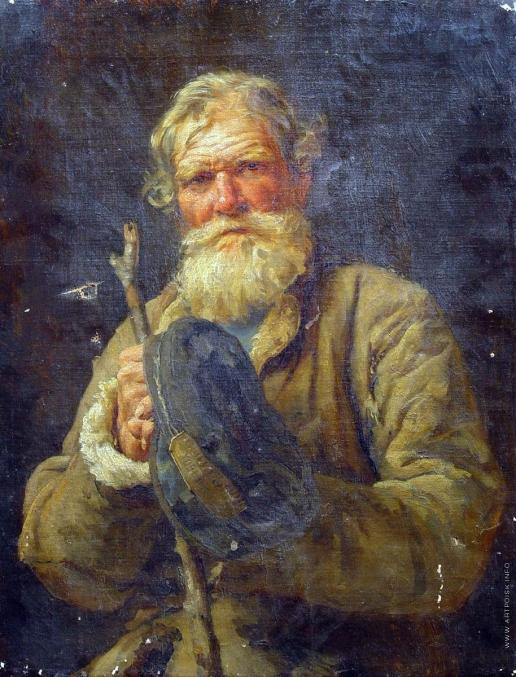 Лемох К. В. Портрет старика