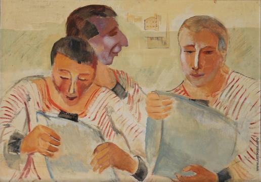 Кузнецов П. В. Армянские поэты