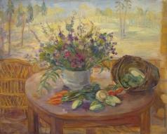 Кузнецов П. В. Цветы и овощи