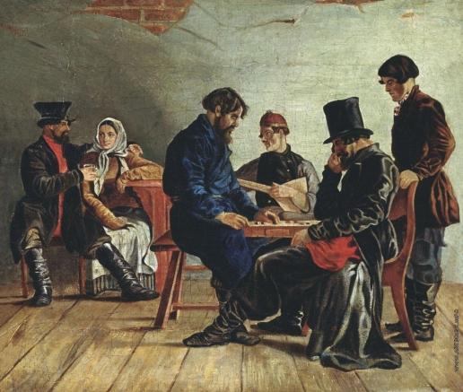 Щедровский И. С. Игра в шашки