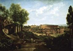 Щедрин С. Ф. Колизей в Риме