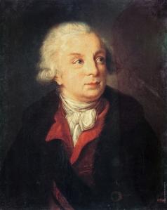 Шабанов А. П. Портрет И.И. Шувалова