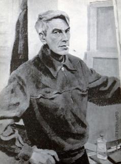 Шавыкин Д. Н. Автопортрет
