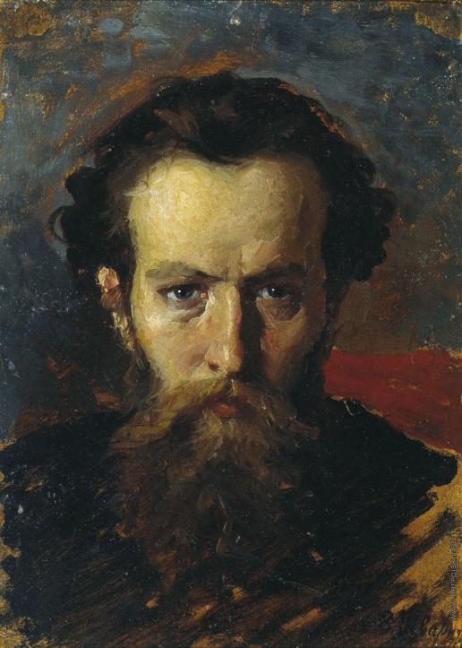 Шварц В. Г. Автопортрет