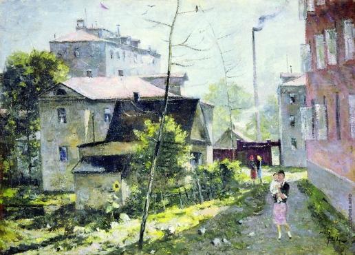 Шевченко А. В. Проходной двор
