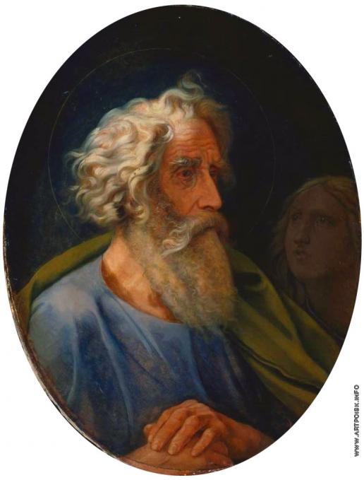Бруни Ф. А. Апостол Матфей