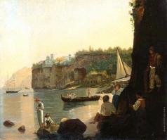 Щедрин С. Ф. Итальянский пейзаж