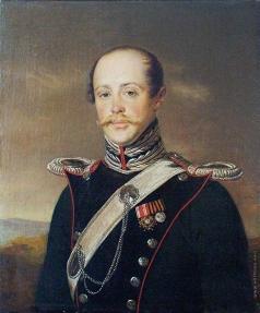 Тропинин В. А. Портрет Глебова-Стрешнева