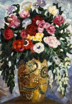 Судейкин С. Ю. Ваза с цветами
