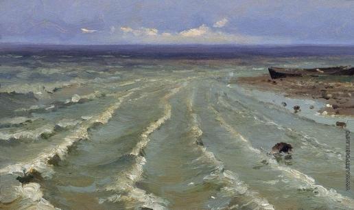 Волков Е. Е. Море