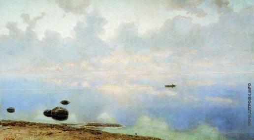 Волков Е. Е. Морской туман