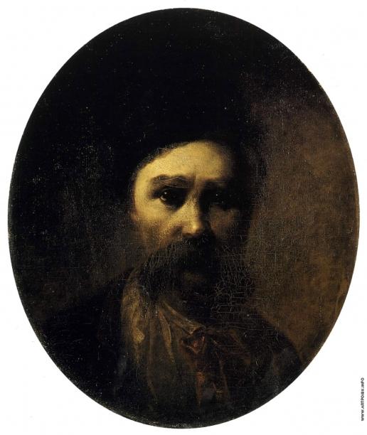 Шевченко Т. Г. Автопортрет