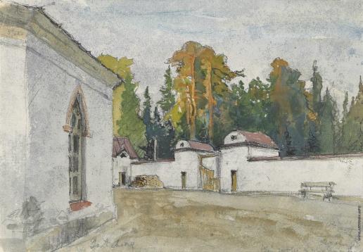 Бенуа А. Н. Гатчина