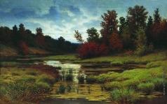 Волков Е. Е. Осень