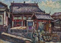 Бурлюк Д. Д. Нагасаки