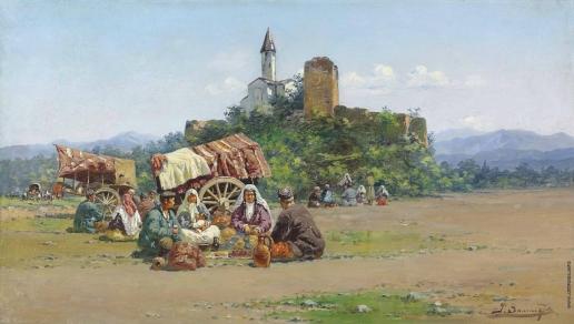 Зоммер Р. К. Отдых на Кавказе