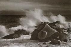 Сокорнов В. Н. Буря на море