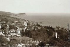 Сокорнов В. Н. Алупка с западной стороны