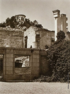 Сокорнов В. Н. Ореанда. Развалины дворца