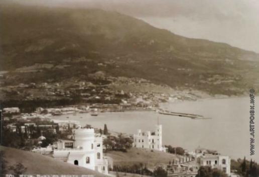 Сокорнов В. Н. Ялта. Вид с западной стороны