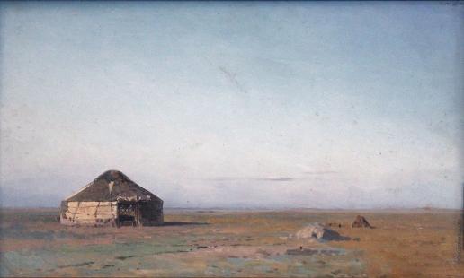 Прянишников И. П. Юрта