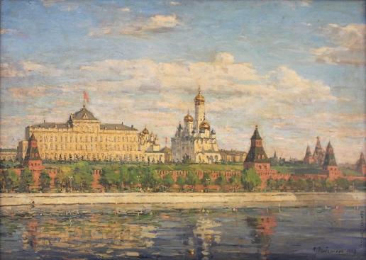 Рыбченков Б. Ф. Кремль