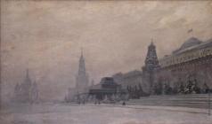 Яковлев Б. Н. Красная площадь