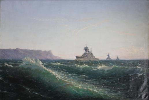 Титов И. Ф. На черноморских рубежах