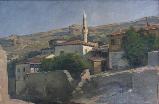 Куприн А. В. Уголок старого Бахчисарая