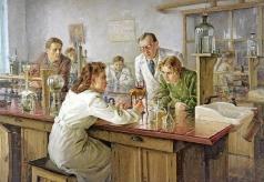 Ульянов Н. И. Выполнение тестов в лаборатории