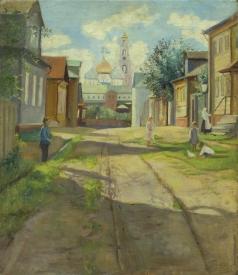 Гермашев М. М. Дворик