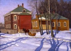 Гермашев М. М. В окрестностях Петрограда