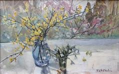 Цветкова В. П. Весенние цветы