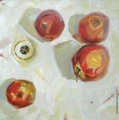 Елисеева Д. Освежи меня яблоками