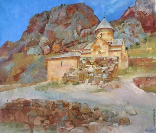 Манукян А. М. Армения. Нораванк