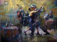 Усачев И. Н. Танго в стиле ретро