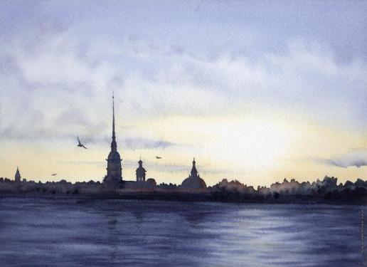 Щепетнова Н. В. Город на Неве
