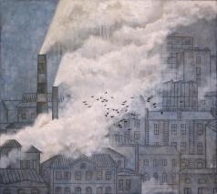 Гаврилова Л. В. Дым над городом